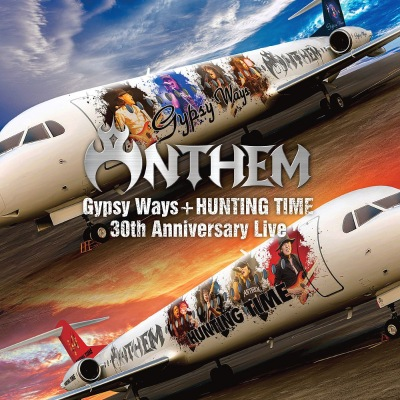 Anthem - Gypsy Ways + Hunting Time - 30th Anniversary Live (2019)