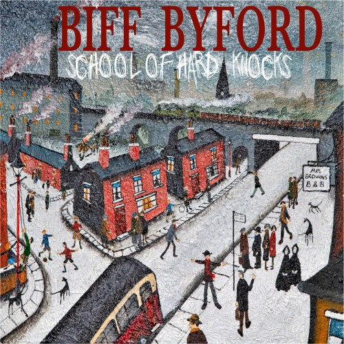 Biff Byford - School Of Hard Knocks (Single) (2019)
