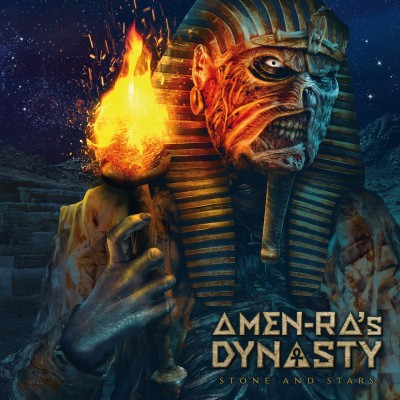 Amen-Ra's Dynasty - Stone and Stars (Single) (2019)