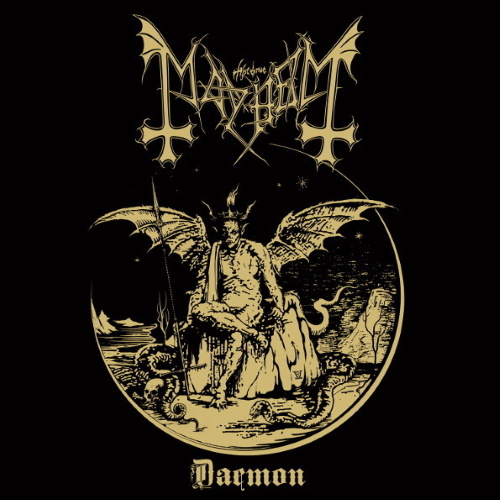 Mayhem - Daemon (2019)