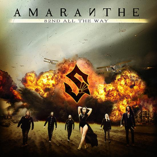 Amaranthe - 82nd All the Way (Single) (2020)
