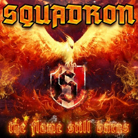 Squadron - The Flame Still Burns (2019)