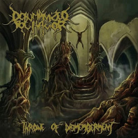 Dehumanized Behavior - Throne Of Dismemberment (2019)