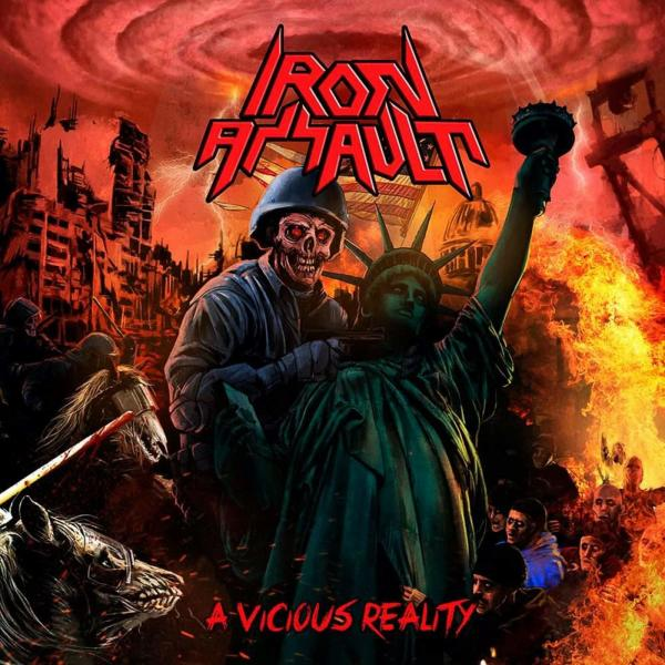 Iron Assault - A Vicious Reality (2019)