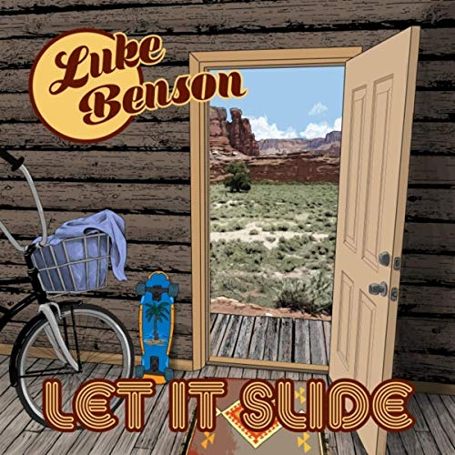 Luke Benson - Let It Slide (2020)