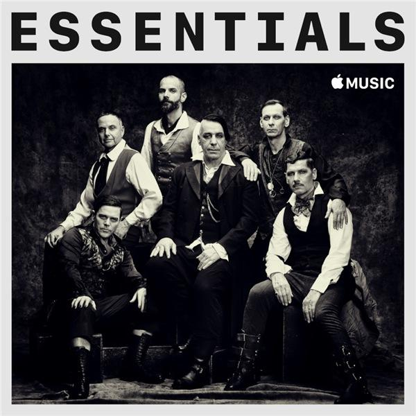 Rammstein - Essentials (2020)
