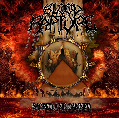 Blood Rapture - Sacred and Damned (2020)
