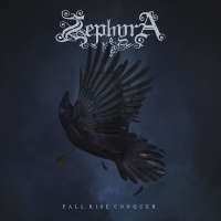 Zephyra - Fall. Rise. Conquer. (2019)