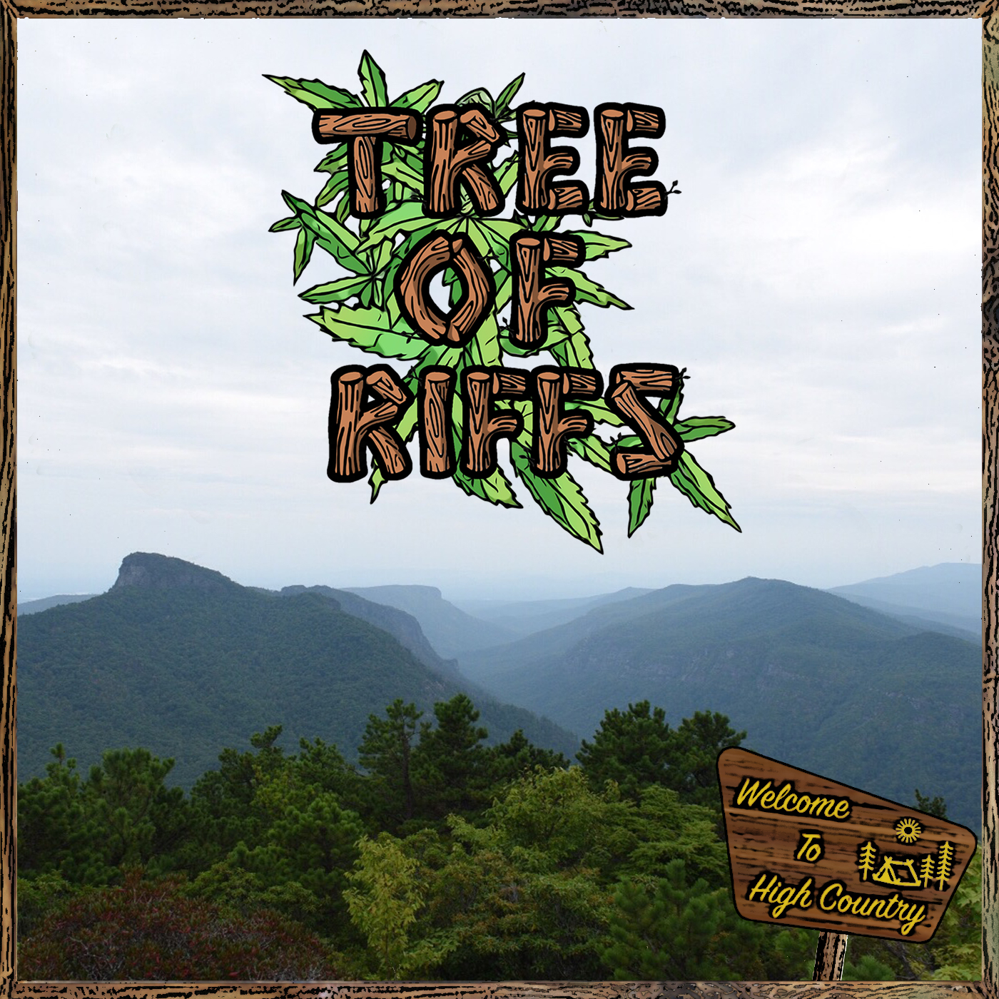 Tree Of Riffs - Welcome To High Country (2019)
