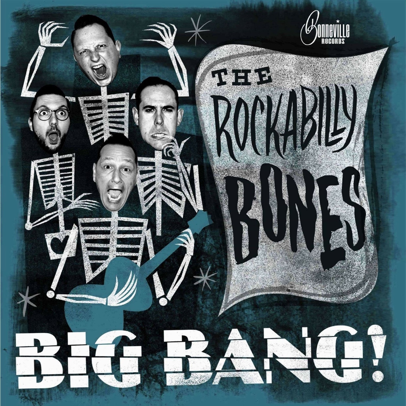 The Rockabilly Bones - Big Bang! (2019)