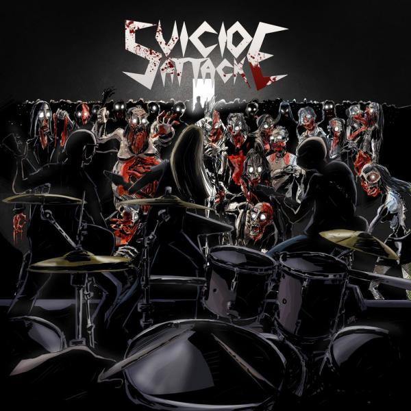 Suicide Attack - No More Room In Hell (2020)