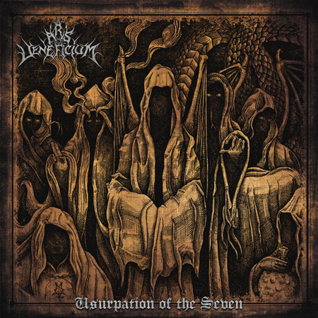 Ars Veneficium - Usurpation Of The Seven (2020)