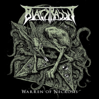 Black Rabbit - Warren Of Necrosis (2020)