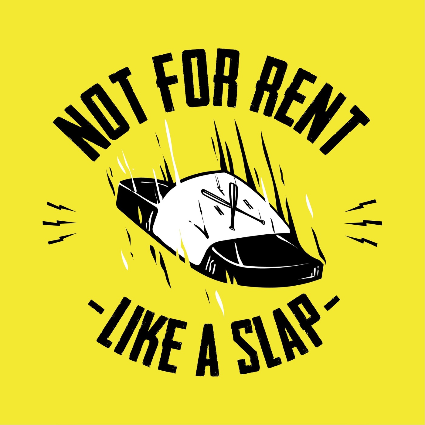 Not For Rent - Like a Slap (2020)