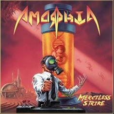 Amorphia - Merciless Strike (2020)