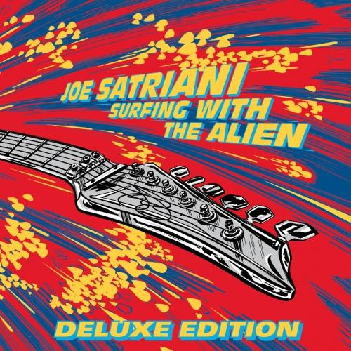 Joe Satriani - Surfing with the Alien (2020)