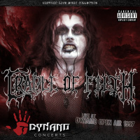 Cradle Of Filth - Live At Dynamo Open Air 1997 (2019)