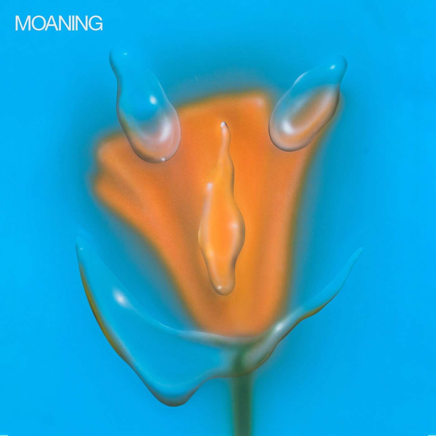 Moaning - Uneasy Laughter (2020)