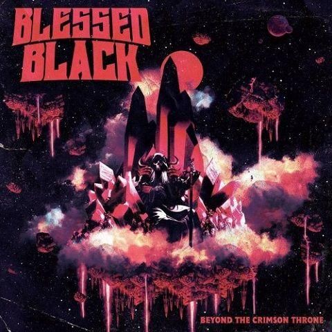 Blessed Black - Beyond The Crimson Throne (2020)