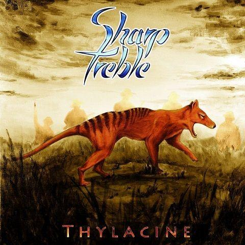 Sharp Treble - Thylacine (2020)