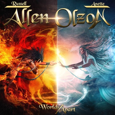 Allen-Olzon - Worlds Apart (Single) (2020)