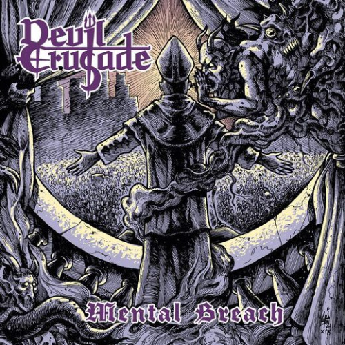 Devil Crusade - Mental Breach (2020)