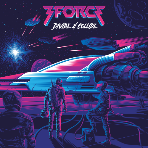 3FORCE - Divide & Collide (2020)