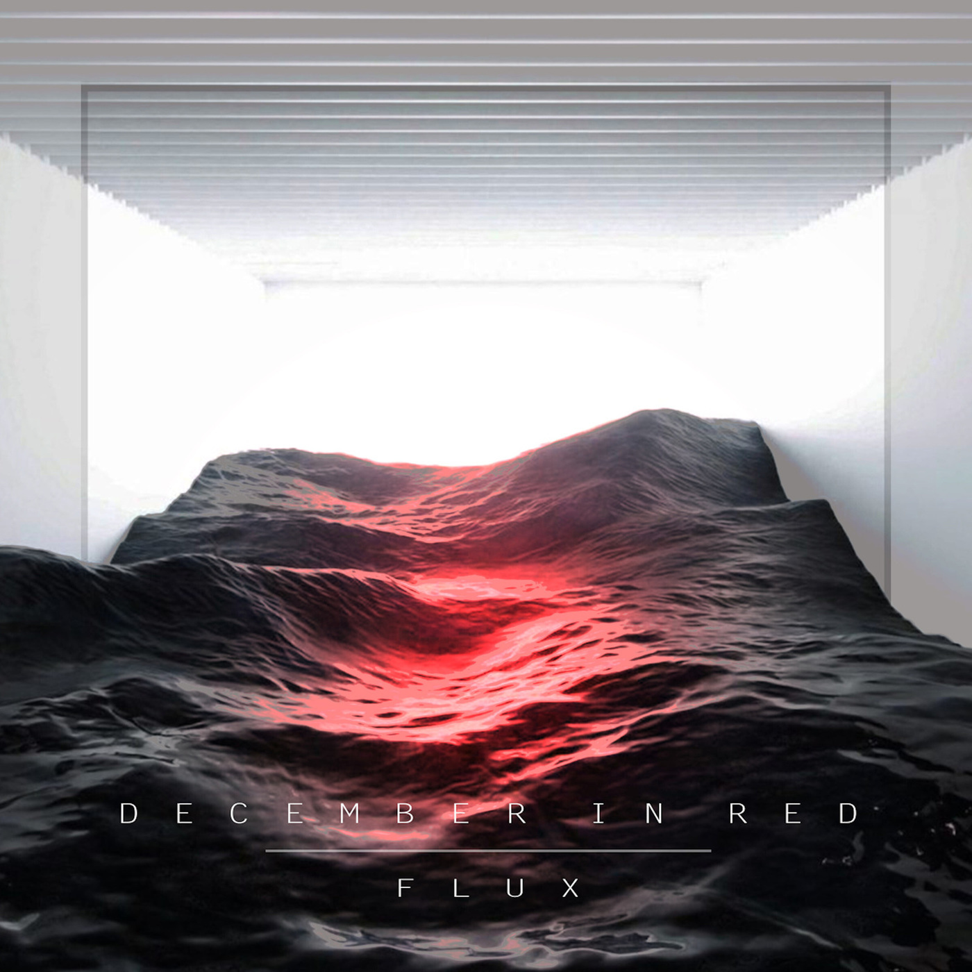 December in Red - Distant Plumes (Single) (2020)
