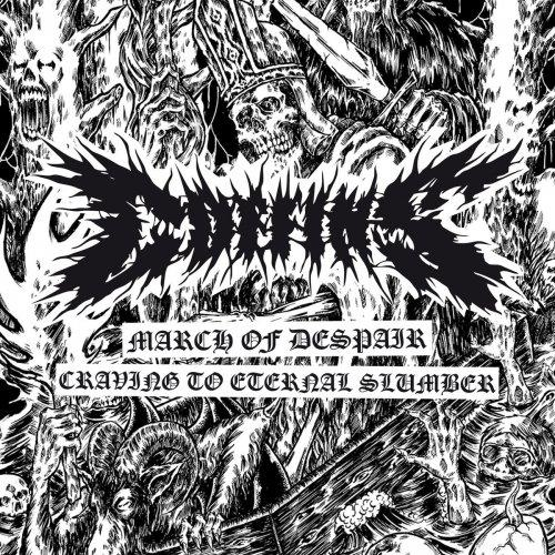 Coffins - March of Despair / Craving to Eternal Slumber (2020)
