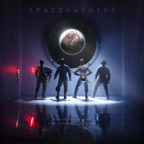 Spacemachine - Elevator Music For Spacestations (2020)