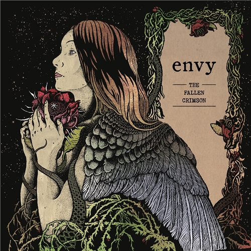 Envy - The Fallen Crimson (2020)
