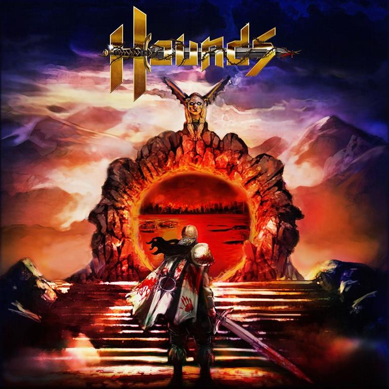 Hounds - Warrior of Sun (2020)