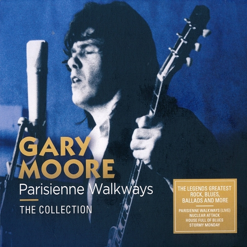 Gary Moore - Parisienne Walkways the collection (2020)