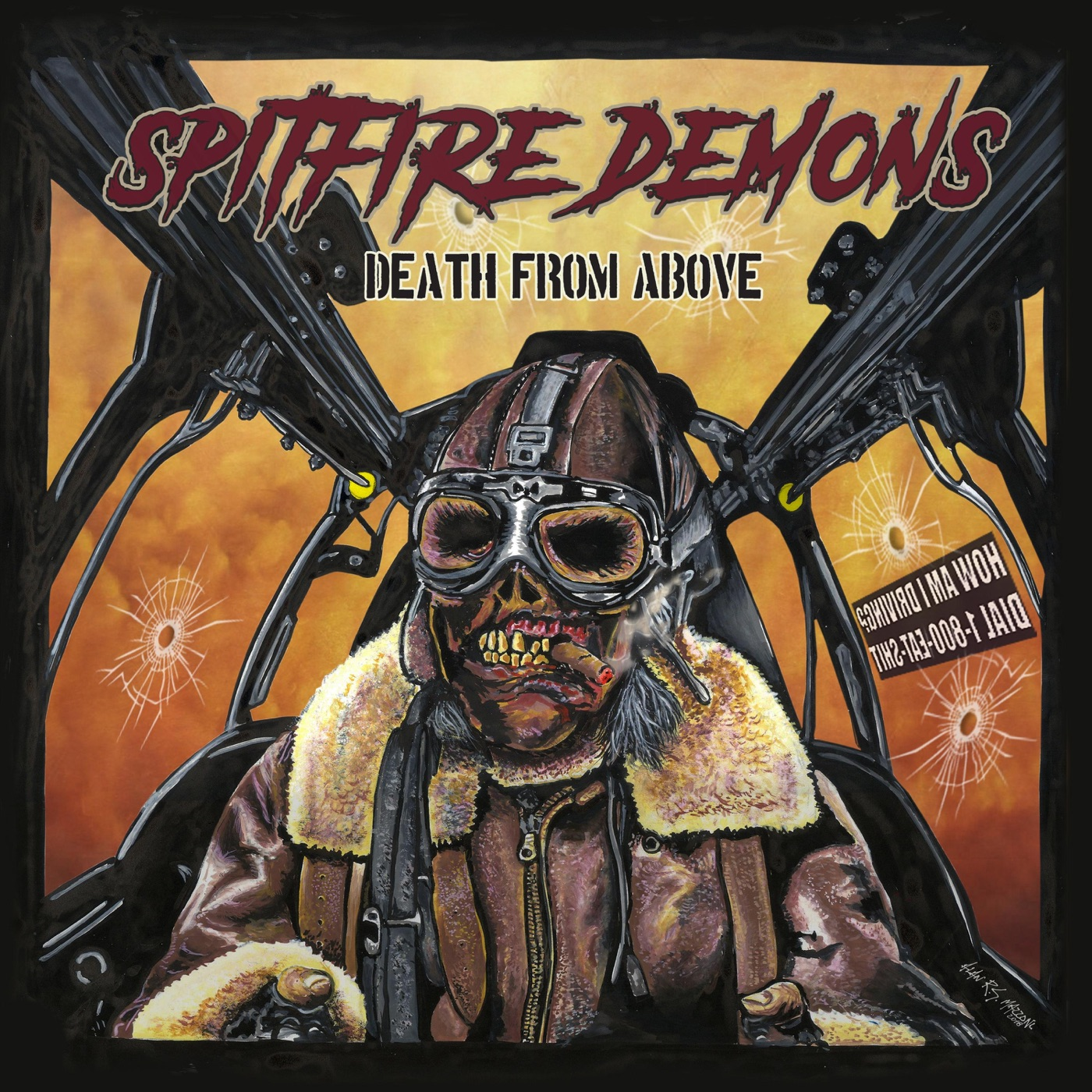 Spitfire Demons - Death From Above (2020)