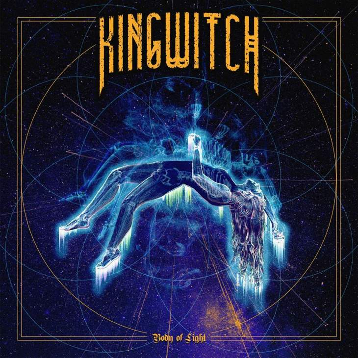 King Witch - Body of Light (2020)