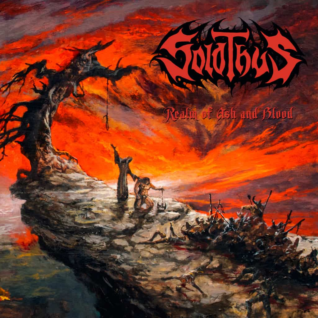 Solothus - Realm of Ash and Blood (2020)