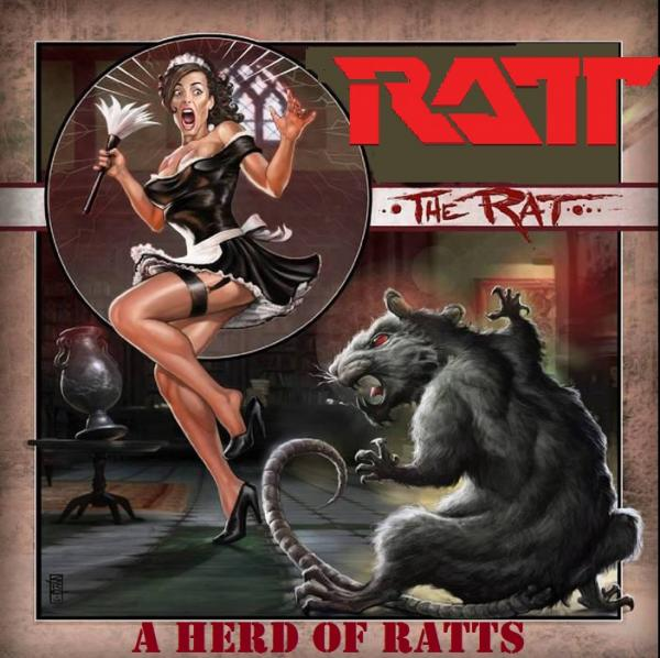 Ratt - A Herd Of Ratts (2020)